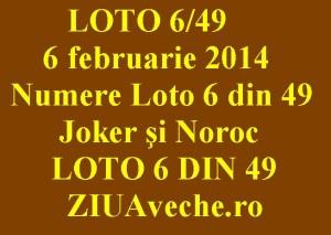 Numere Loto 6 din 49, Joker şi Noroc