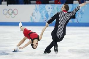 Rusia a câştigat titlul olimpic la patinaj artistic, proba pe echipe