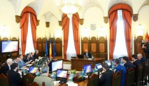 Sedinta CSAT de urgenţă. Ponta nu participa