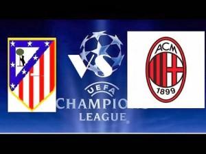 Champions League, retur optimi:Atletico Madrid - AC Milan, scor 4-1