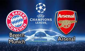Champions League, retur optimi: Bayern – Arsenal