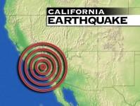Seism puternic în California