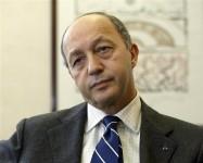 Laurent Fabius: Franţa nu suspendă livrările de armament către Moscova