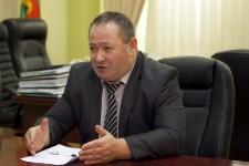 Mihail Burla, preşedintele Sovietului Suprem de la Tiraspol