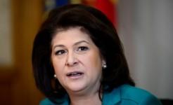 Rovana Plumb vrea salarii de excelenţă pentru bugetari