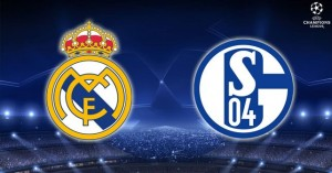 UEFA Champions League: Real - Schalke