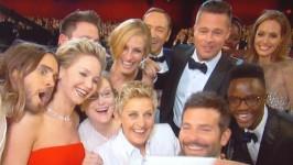 Selfie la Gala Oscar