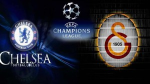 UEFA Champions League Chelsea - Galatasaray