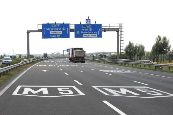 Autostrada Makko - Nădlac