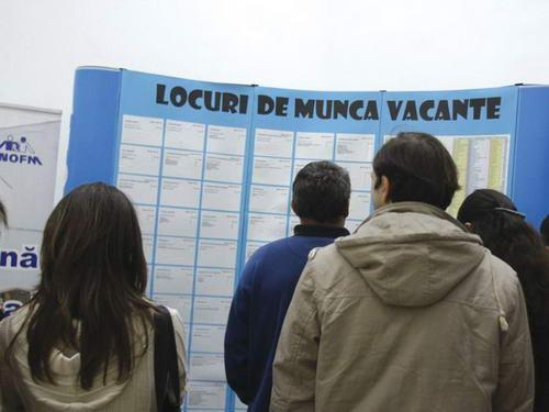 Rata șomajului a crescut în ultimul trimestru al anului trecut
