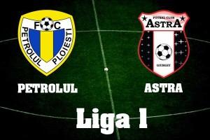Liga I, etapa 23: Petrolul - Astra