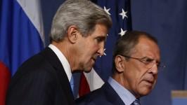 Discuţie telefonică John Kerry-Sergei Lavrov