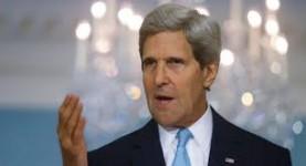 John Kerry: Rusia îşi retrage trupele de la frontiera cu Ucraina