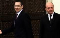 Ponta: Nu l-am rugat pe Băsescu să-mi fie naş