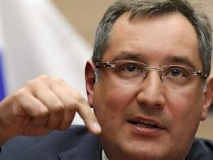 Vicepremierul rus Dmitri Rogozin