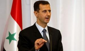 Bashar al-Assad a fost reales președinte al Siriei