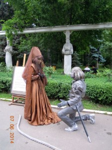 RICHARD al III-lea (Laura Borodan si Bogdan Angelescu)