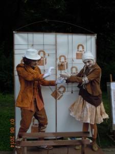 LACĂTELE DRAGOSTEI (Oana Dragnea si Eugen Fetescu)