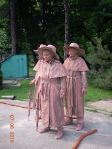 PARDESIELE  ( Virginia Vasilache, Maria Pantoianu, Sabina Mitrea)
