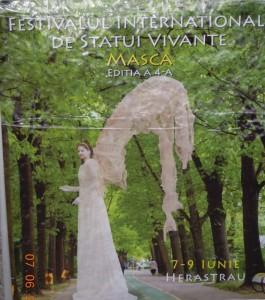 Festivalul Internaţional de Statui Vivante