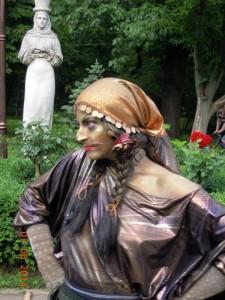 ȚIGANCA ( Haricleea Badescu)