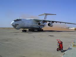 Avion militar IL-76 doborât de separatiști la Lugansk