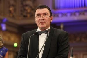 Radu Bălănescu, Marele Maestru al Marii Loji Naționale din România