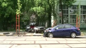 Accident grav in Bucuresti