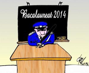 Cum se face supravegherea la BAC 2014