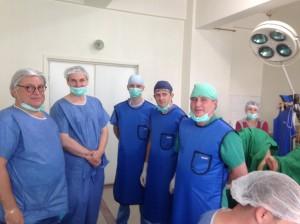 Brahiterapie pentru cancerul de prostată la Spitalul Odorheiu Secuiesc