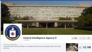 CIA s-a lansat pe Twitter și Facebook