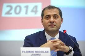 Forin Jianu, ministrul pentru Întreprinderi Mici și Mijlocii, Mediul de Afaceri și Turism