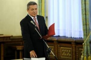 Ioan Rus a depus jurământul de învestitură în funcția de ministru al Transporturilor