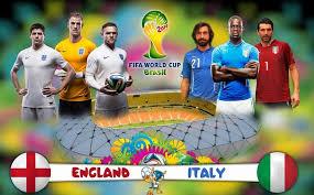 Campionatul Mondial de fotbal 2014. Anglia - Italia, scor 1-2 (video)