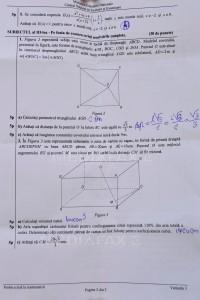 matematica subiecte evaluare nationala2