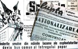 11 iunie 1948. Naţionalizarea