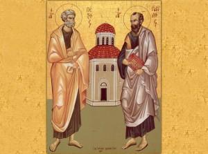 Postul Sfinţilor Apostoli Petru şi Pavel