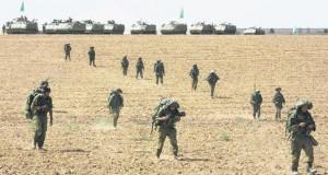 Israelul a lansat o operațiune terestră în Fâșia Gaza