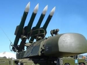 Cum arată racheta Buk care ar fi doborât aeronava