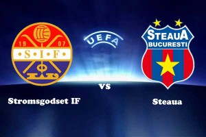 Champions League: Stromsgodset - Steaua