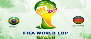 Campionatul Mondial de fotbal 2014. Brazilia - Germania