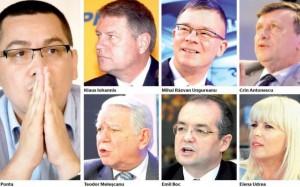 Sondaj INSCOP. Cu cine votează românii la prezidenţiale