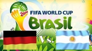 Campionatul Mondial de Fotbal 2014. Germania - Argentina, scor 1-0