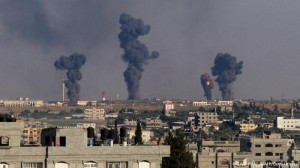 Hamas, potop de rachete asupra Israelului