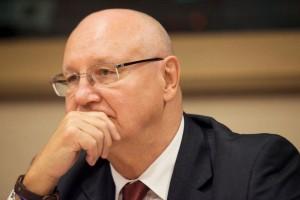 Ioan Mircea Pașcu, coordonatorul pentru securitate și apărare al grupului S&D