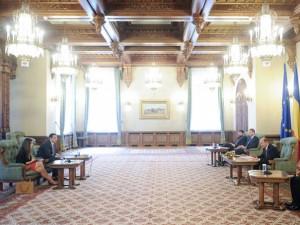 Ponta s-a certat cu Băsescu la Cotroceni
