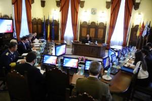 Ce s-a discutat în şedinţa CSAT din 2 iulie 2014
