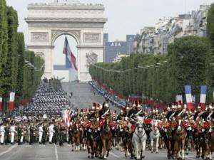 Ziua Franţei. Militari români vor defila pe Champs-Elysées