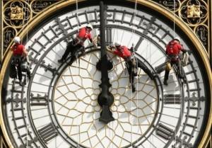 De ce s-au oprit acele ceasului de la Big Ben
