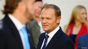 Donald Tusk, noul  președinte al Consiliului European